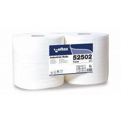 Celtex Trend ipari törlő cellulóz 2rétegű 272m 800lap 26,5x34cm/lap 2tek/zsug