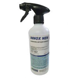 INNOX NEW rozsdamentes-acél ápoló-tisztító szer szórófejes 500 ML
