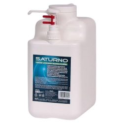KROLL SATURNO folyékony kéztisztító krém erősen szennyezett kézre 5 liter