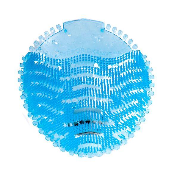 Piszoár illatosító rács Wave, Oceán illat (kék) 1db/csomag