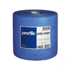 PROFIX Poly-Wipe Plus kék ipari törlőkendő 1 rétegű kék 500 lap/tekercs 1 tekercs/zsugor